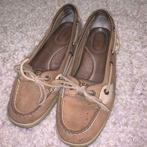 women's authentic sperry shoes
